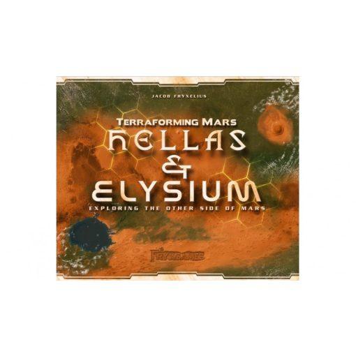 A Mars terraformálása : Hellas & Elysium kiegészítő