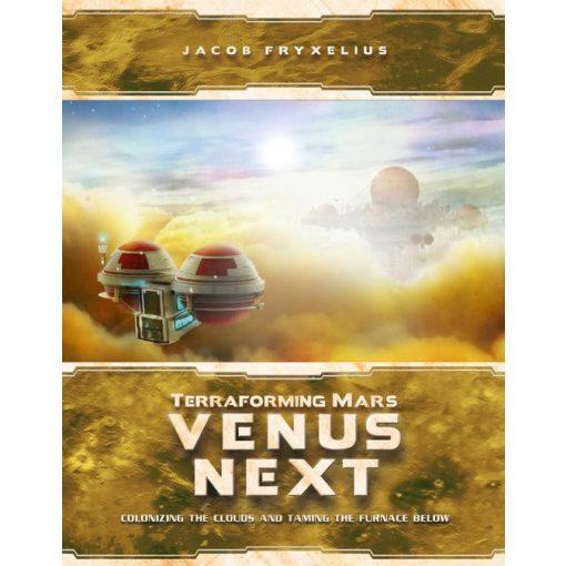 A Mars terraformálása - Következő állomás : Vénusz kiegészítő