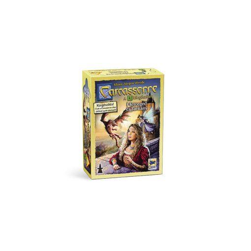 Carcassonne 3. kiegészítő : A hercegnő és a sárkány