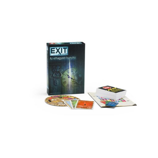 Exit 1 - Elhagyott kunyhó
