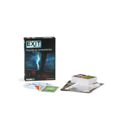 Exit 13 - Repülés az ismeretlenbe