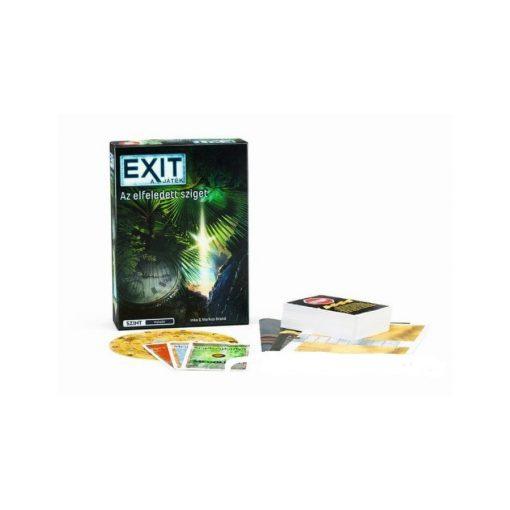 Exit 4 - Elfeledett sziget