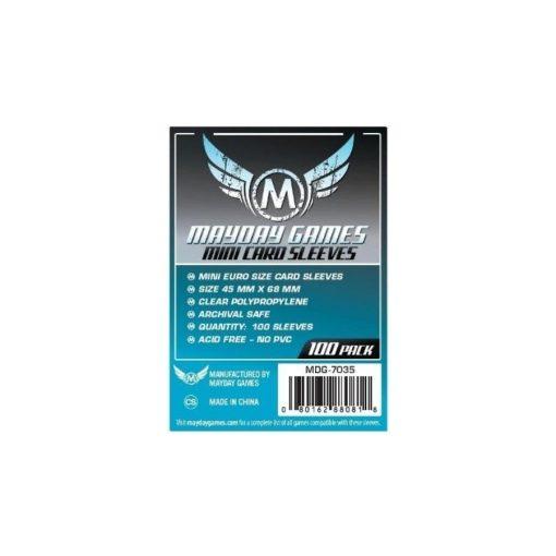 MayDay Kártyavédő Mini EU 45x68mm (standard)