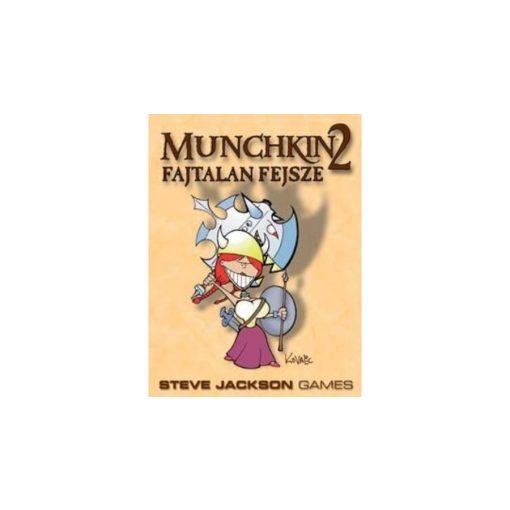 Munchkin 2 : Fajtalan fejsze
