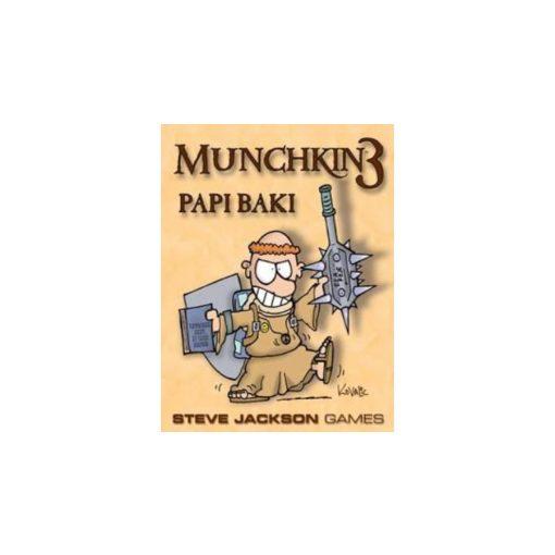 Munchkin 3 : Papi Baki