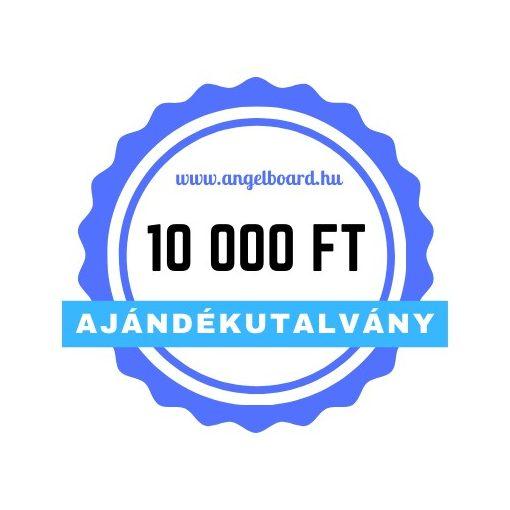 Ajándékutalvány 10 000 Ft értékben