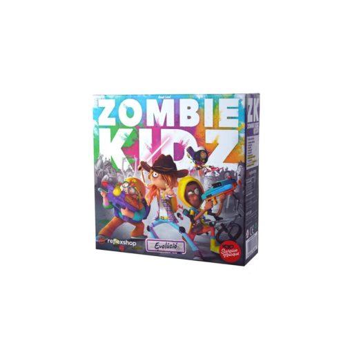 Zombie Kidz : Evolúció